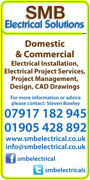 Electrician in Worcester